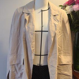 Eileen Fisher Size Large Light Jacket